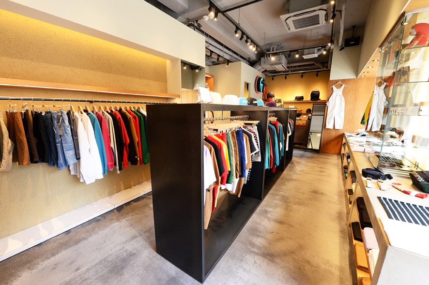 Carhartt WIP Store Osaka