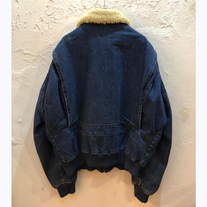 90s Denim Bore Jacket(USED)