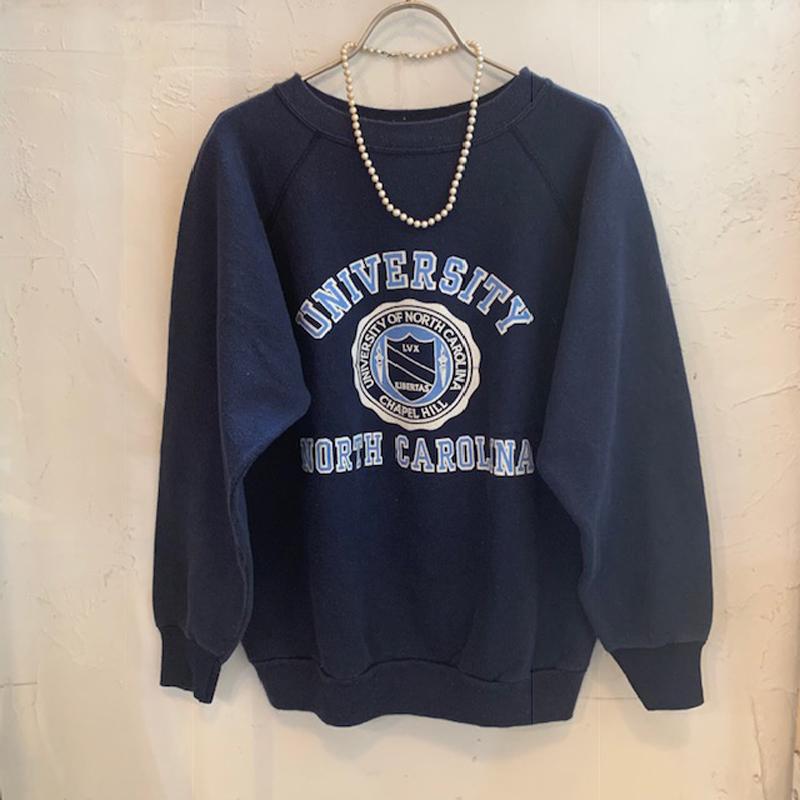 1980'sカレッジスウェット(USED)