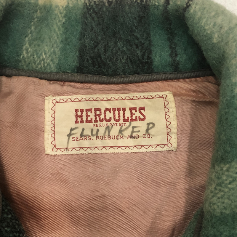1950s HERCULES MACKINAW JACKET(VINTAGE)