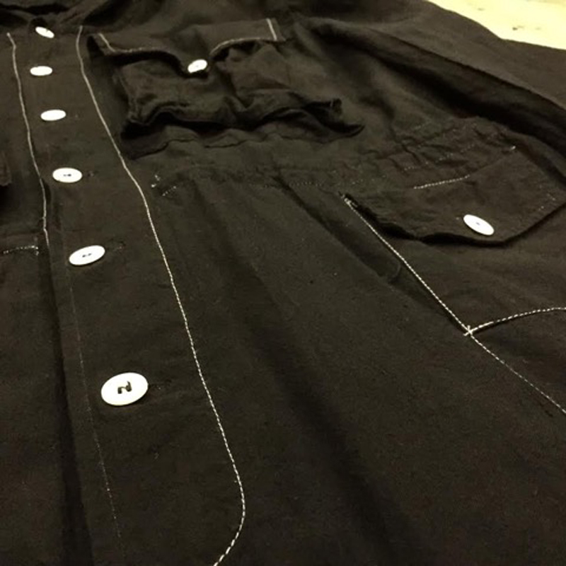 Old Overdyed Bulgarian Military Coverall(USED)