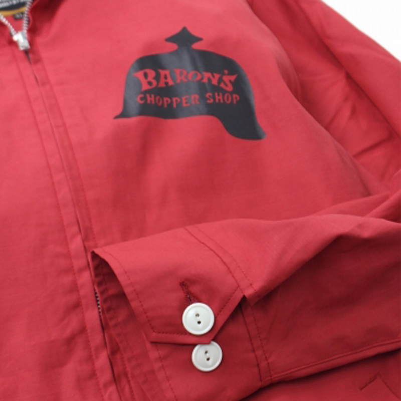 BARON'S Drizzler Jacket(REDTAiL)