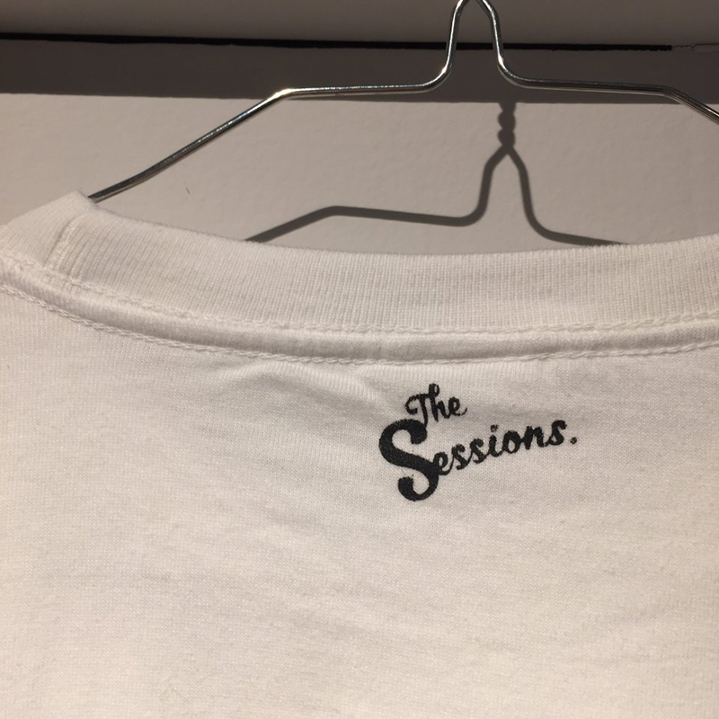 The Sessions × RAMZA L/S Tee(The Sessions)