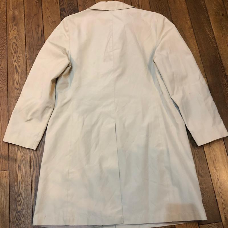 1970s soutien collar coat(BARACUTA)