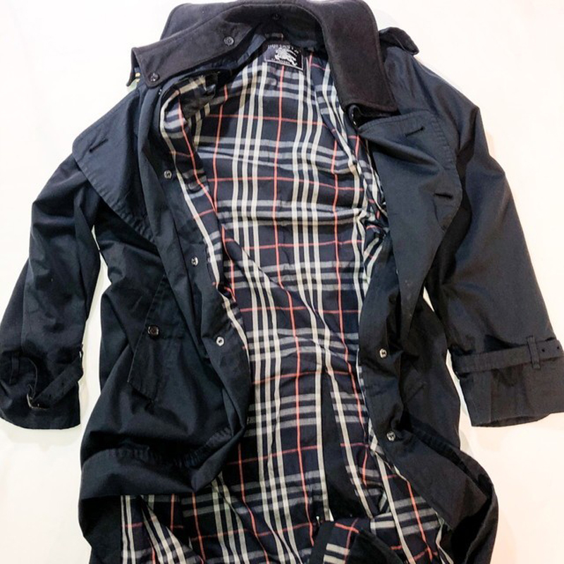 old Burberry's trench coat(BURBERRY)