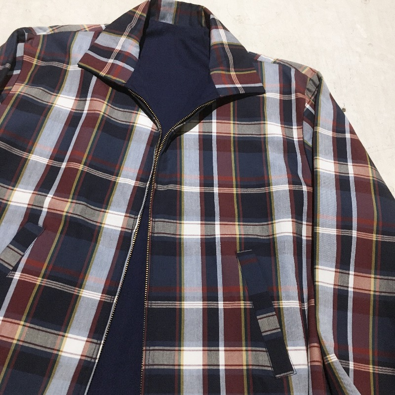 1960's Niagara Outerwear Cotton Reversible Jacket Deadstock(USED)