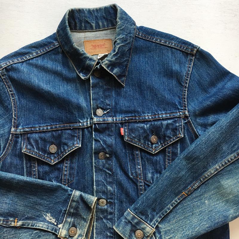 1970s Levi's 70505 Denim Jacket (Levi's)
