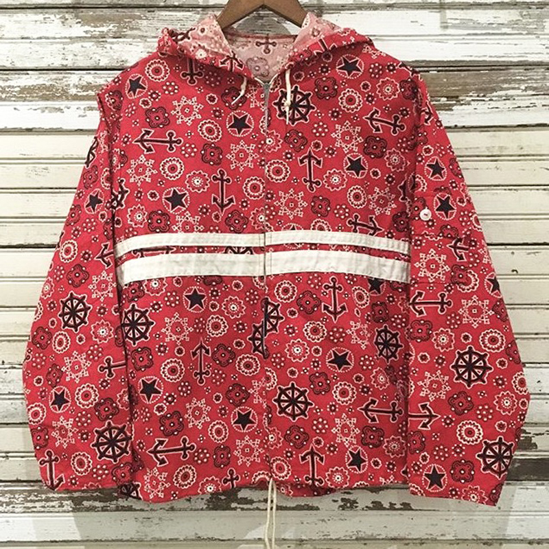 1960's Unknown Cotton Hoodie(USED)