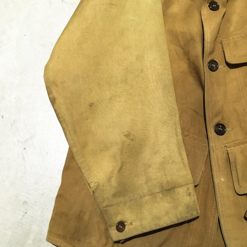 1940's REM DRI-DUX Hunting Jacket(USED)