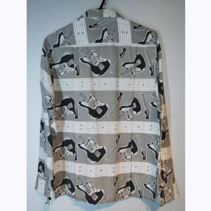 Long-sleeved shirt (LA ROCKA!)