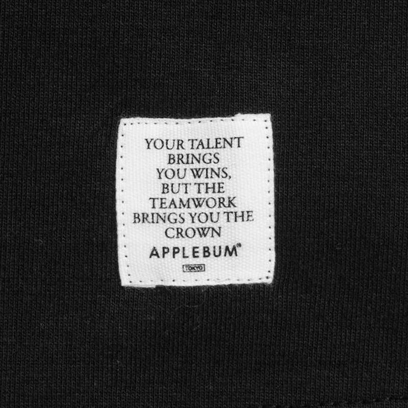 """""""lovers rock"""" T-shirt (APPLEBUM)"""