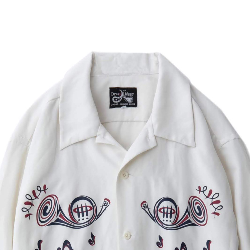 BEBOP L/S SHIRT(DRESS HIPPY)