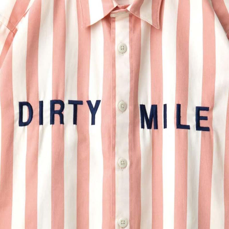 DIRTY MILE L/S SHIRT(AT-DIRTY)
