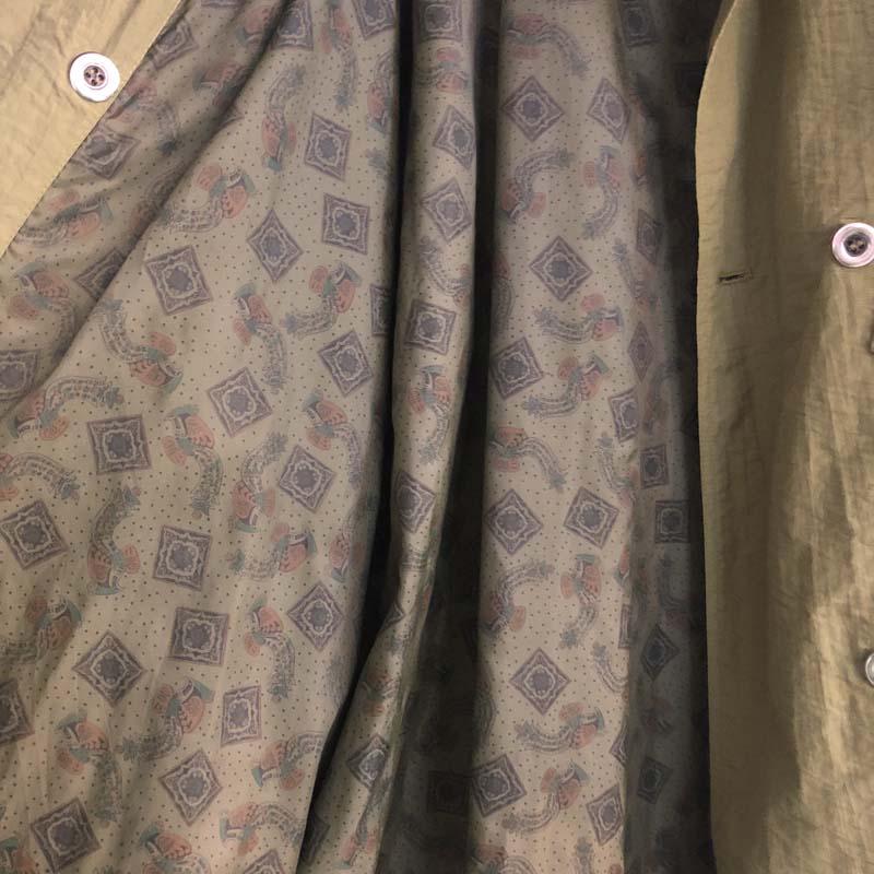 Germany design nylon coat(used)