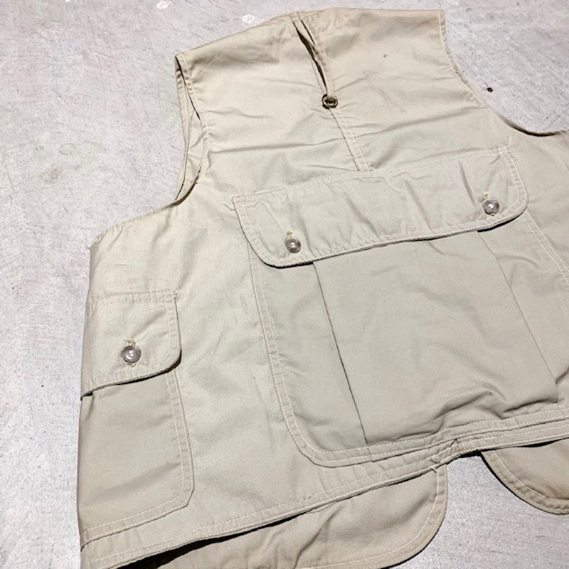 1960's Unknown Fishing Vest(USED)