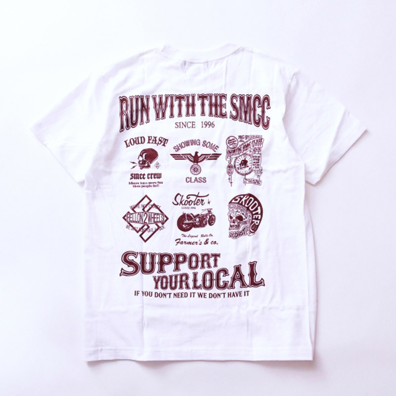 RWTS T-shirts(Skooter original)