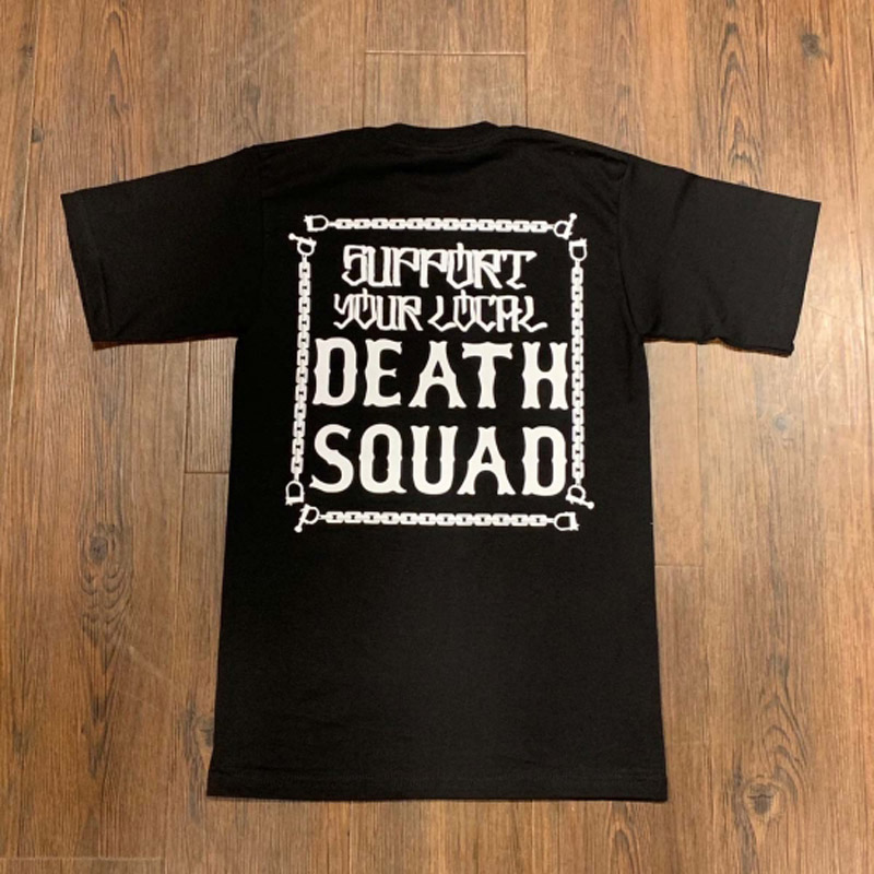 Death Squad Support your local Short Sleeve Tees(DEATH SQUAD)