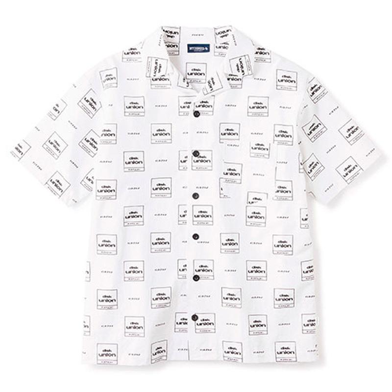 "disk union × INTERBREED ""Disco Shirts""(INTERBREED)"