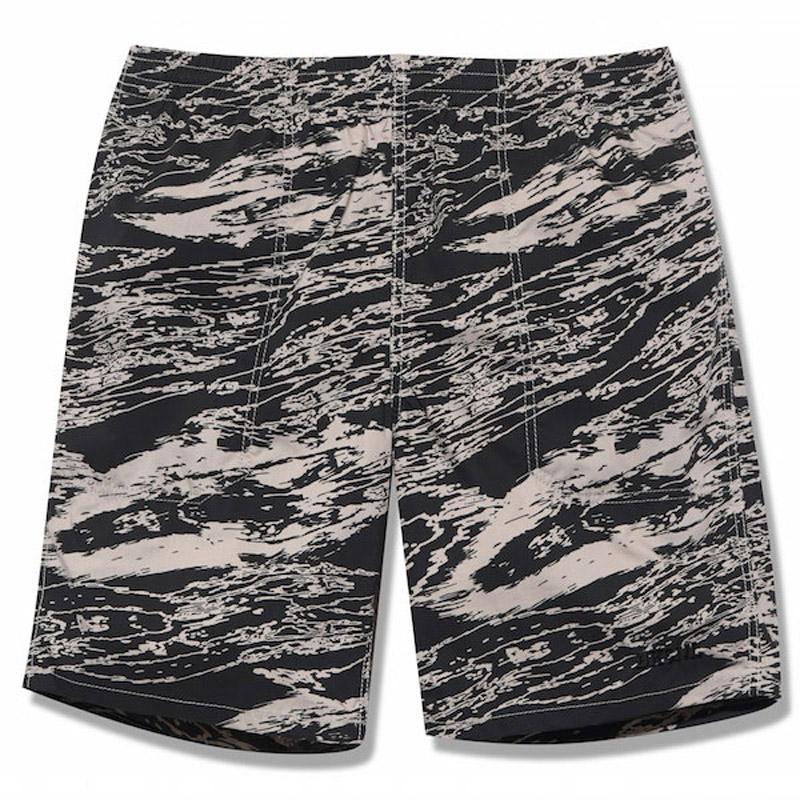 GHOSTLION CAMO OUTDOOR SHORTS(Back Channel)