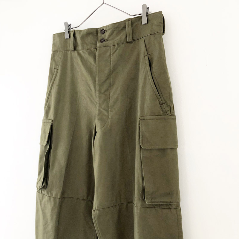 1950s French army M-47 pants(used)