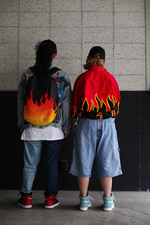 (左)あきひろ(右)Shihomi