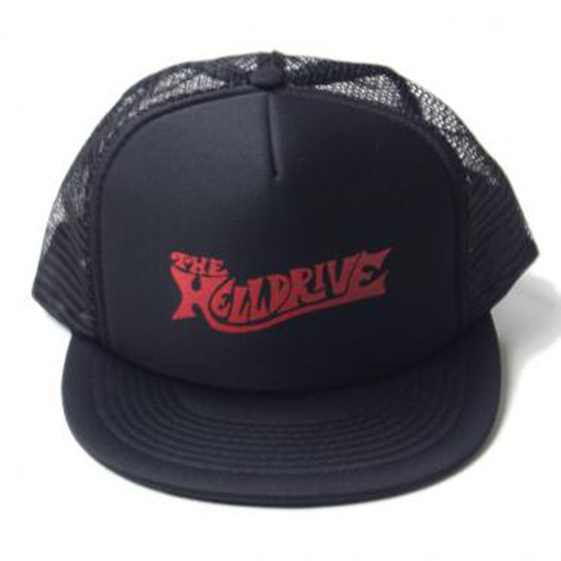 HELL DRiVE Mesh Cap(RED TAiL)