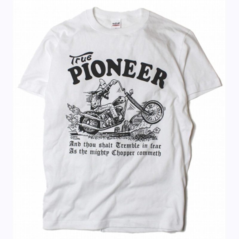 PiONER S/S T-Shirt(RED TAiL)