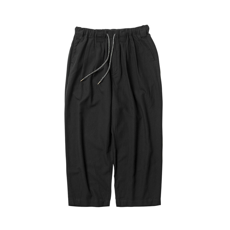 BAGGY LINEN PANTS(Tightbooth)