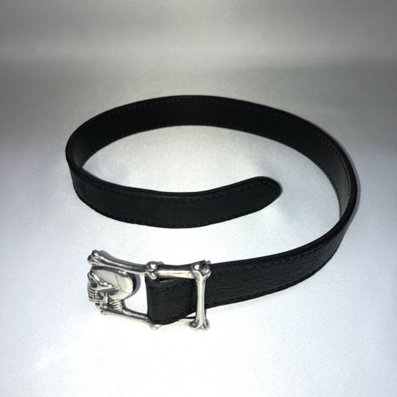 Leather Garment Leather Wristband (NEON)