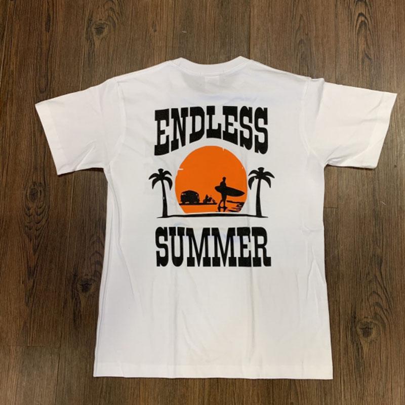 Farmer's&Skooter Original Endless Summer T-shirts(Skooter Original)