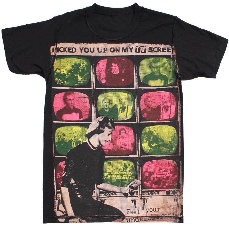Pistold Grundy Tシャツ(BLACK MARKET)