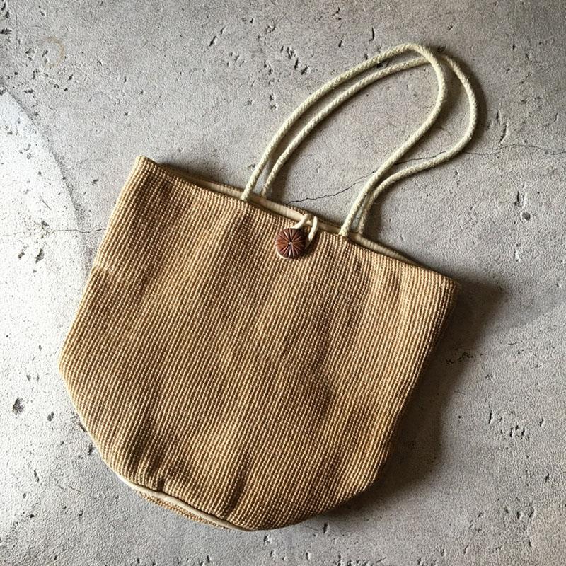 Jute Tote Bag(USED)