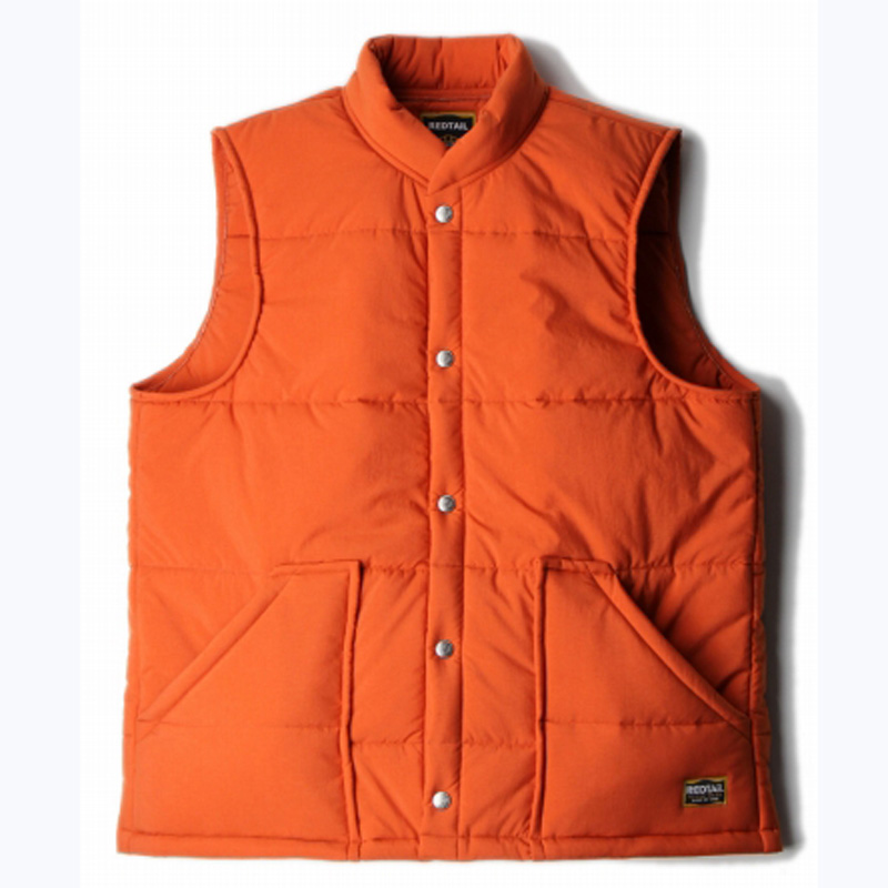 RT RACiNG Nylon Vest(RED TAiL)