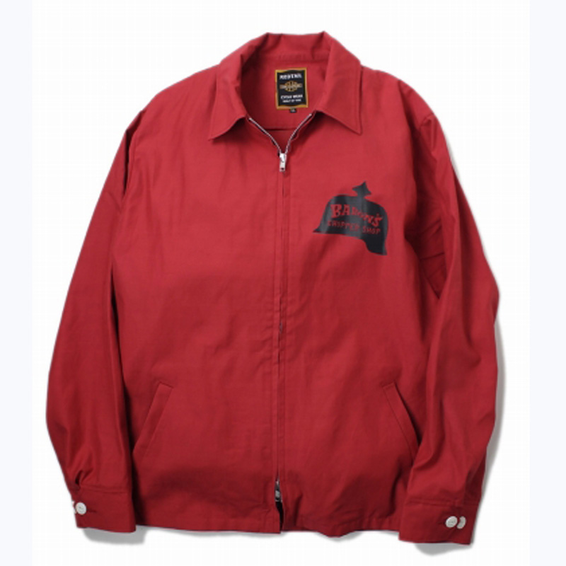 BARON'S Drizzler Jacket(RED TAiL)