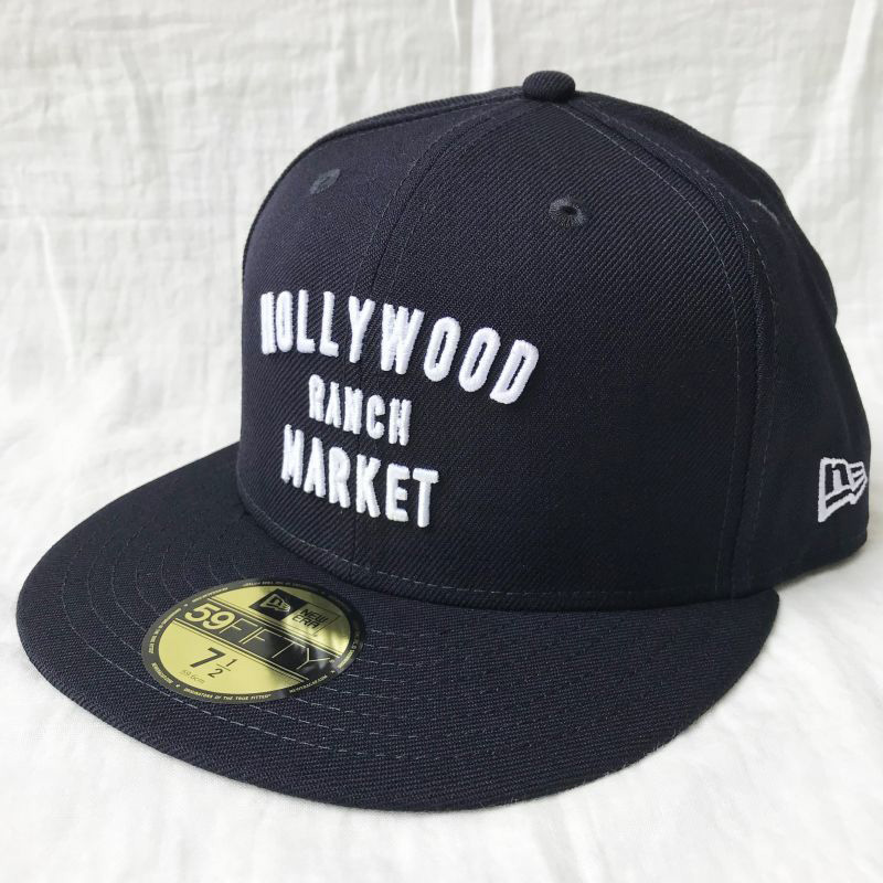 NEW ERA HR MARKET ベースボールキャップ(HOLLYWOOD RANCH MARKET)