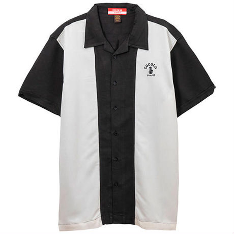 TWO TONE CAMP SHIRTS (COCOLO BLAND)
