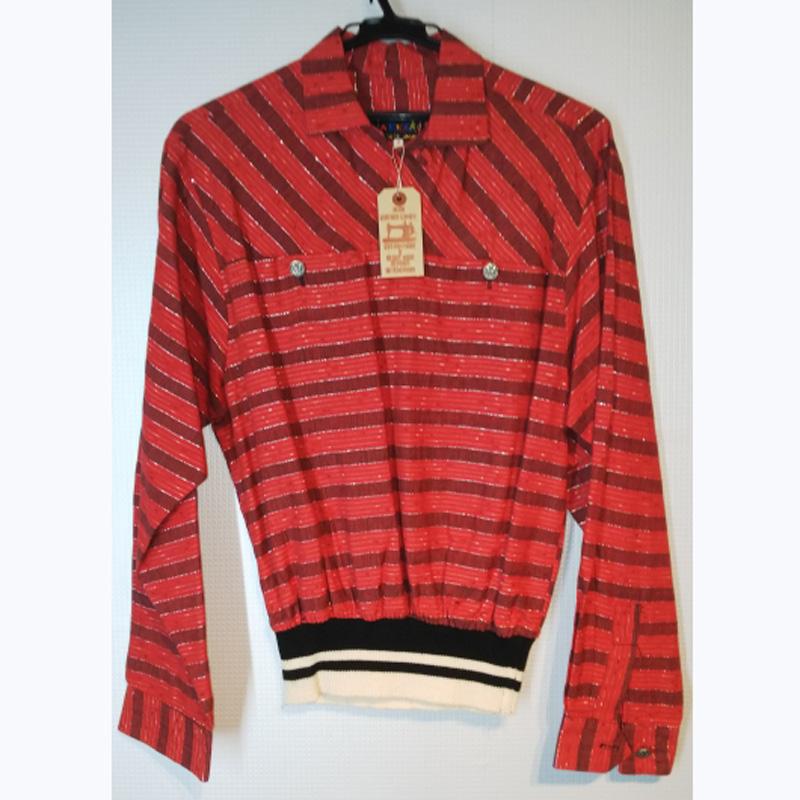 Long-sleeved Pullover shirt (LA ROCKA!)