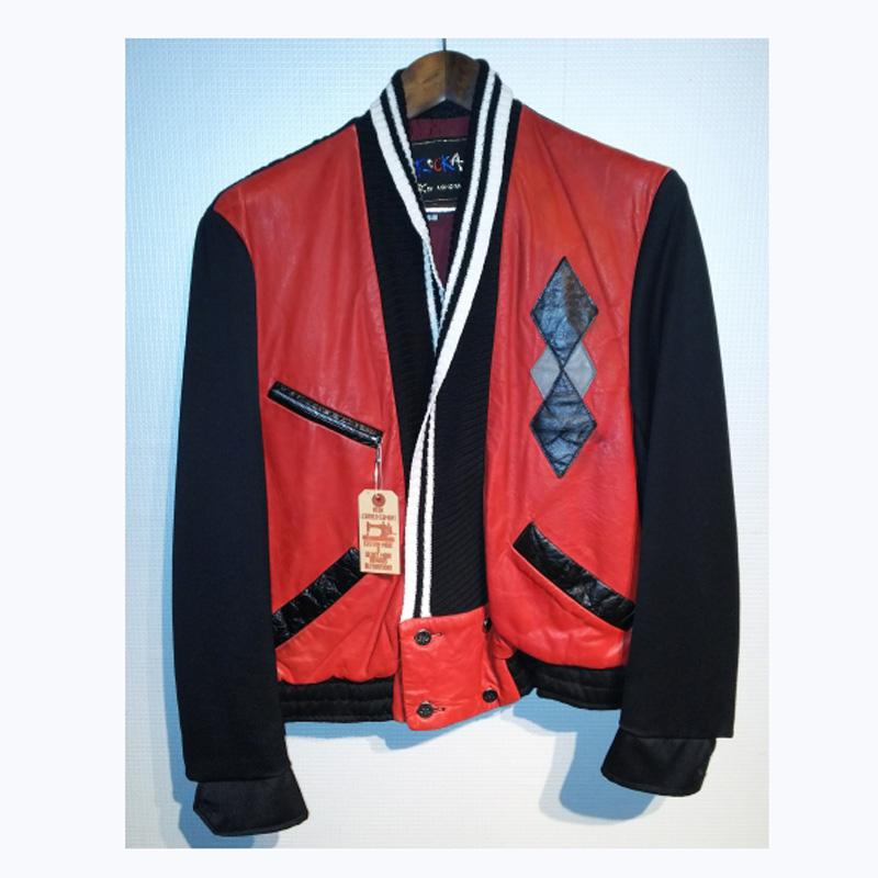 Diamond jacket(LA ROCKA!)