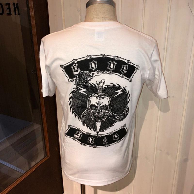 Love Hate Tシャツ (NEON)
