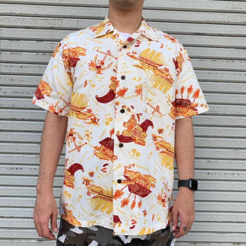 Origina Aloha Shirts(Cycle Works)