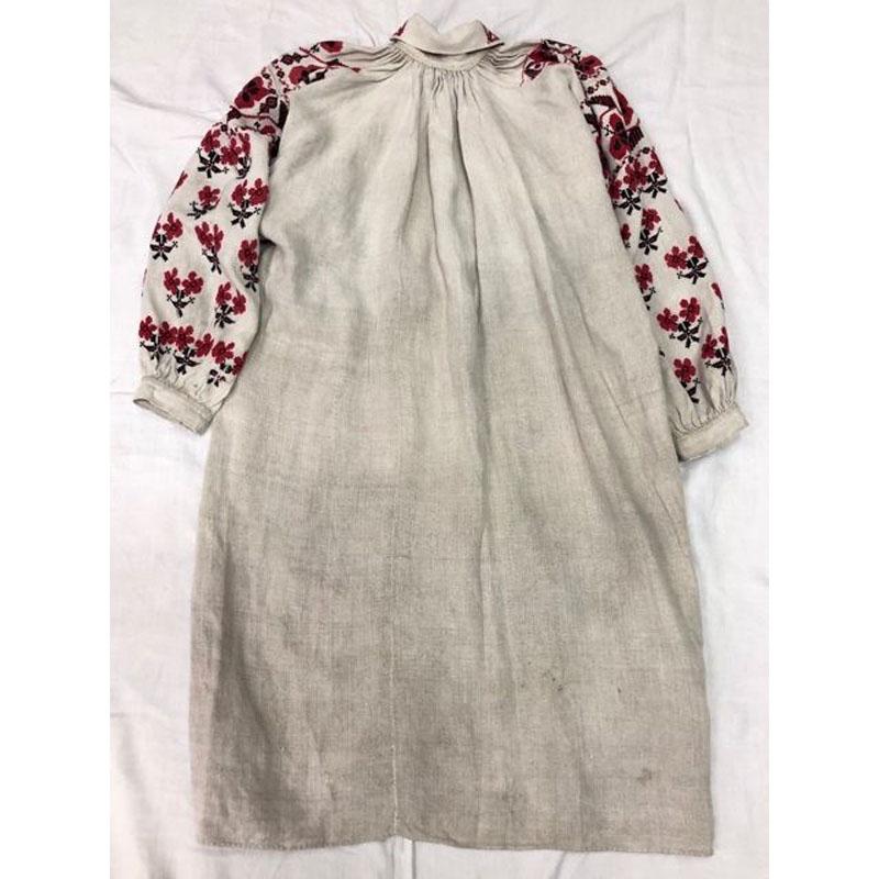 1900〜1920'S Antique ウクライナ刺繍ワンピース (USED)