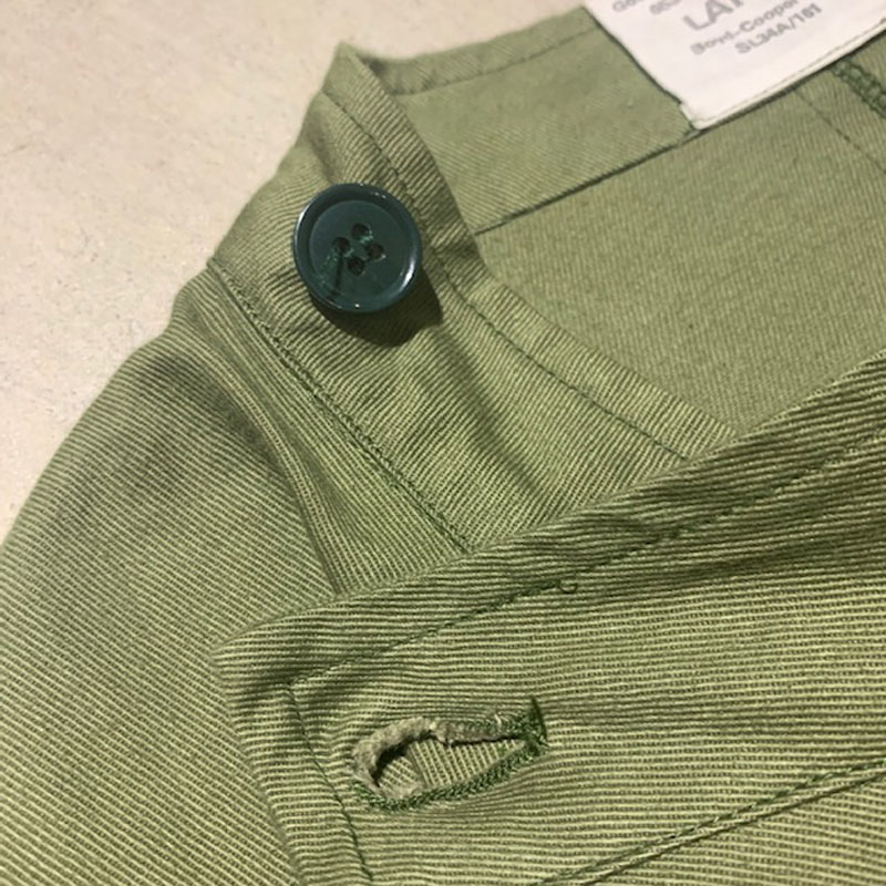1960's British Army Nursing Gown(USED)