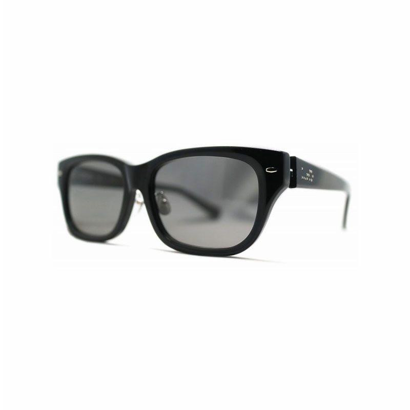 Black / Black Smoke Lens(JIMMY)