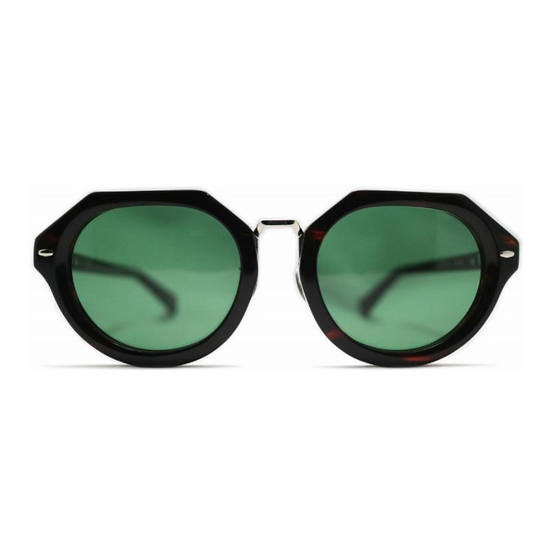 TOMMY Dark Brown Demi/Green Smoke Lens(Mr.CASANOVA)