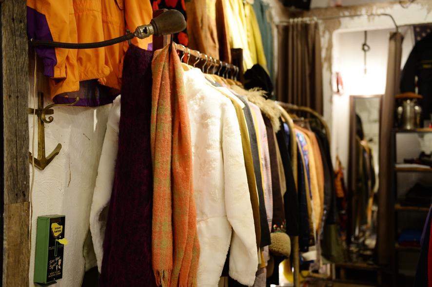 Diorama Clothing Store