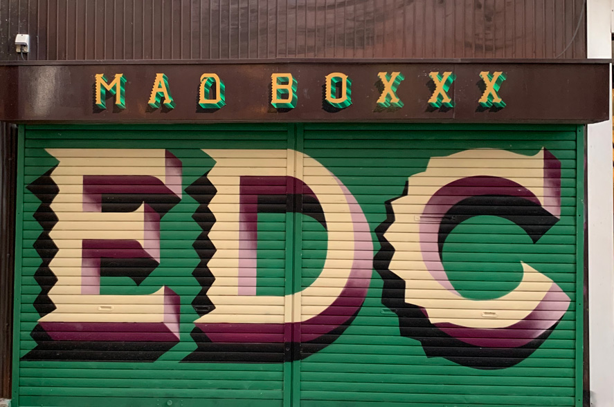 MAD BOXXX